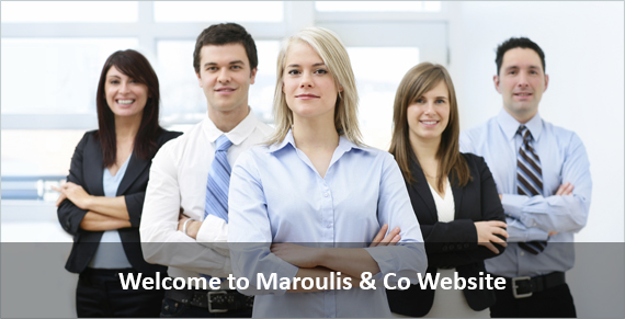 Welcome to Maroulis & Co Website